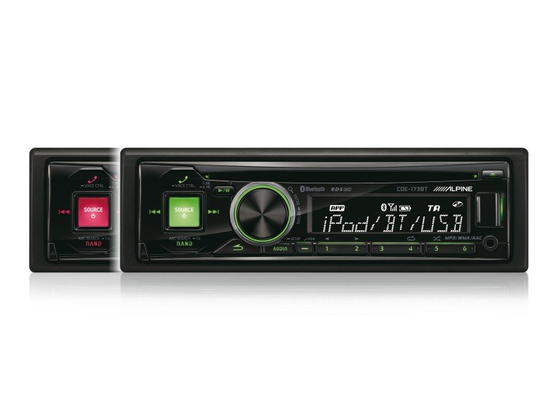 Alpine CDE-173BT RADIO CD/USB/MP3/BLUETOOTH